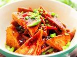 八珍盛宴讨彩多福的家常豆腐