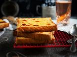 网红甜点岩烧乳酪