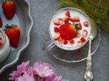 做法极简的草莓大果粒酸奶