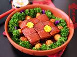 传统京味一品元宝肉