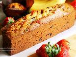 暖心甜品香草堅果磅蛋糕