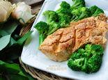 不含脂肪的盐焗鸡肉