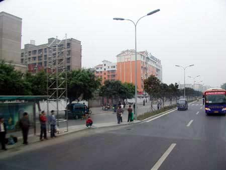 绵阳市区街景 2图片
