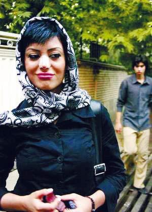 越翘越时尚 伊朗人喜欢小鼻子(图)
