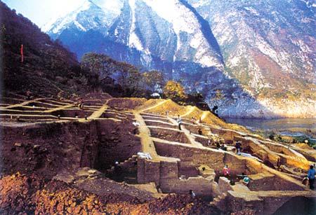 文化遗址挖掘热是不正常现象(图)