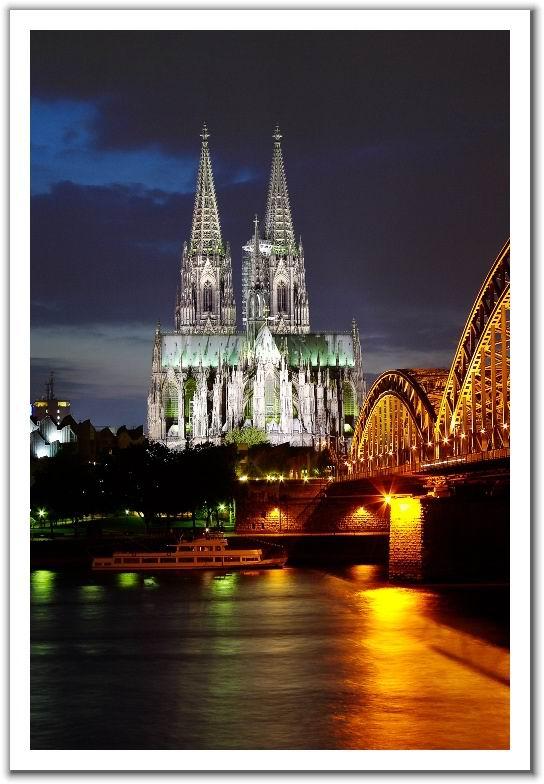 世界上最漂亮的十八个城市夜景 - 溪边柳 - 溪边柳