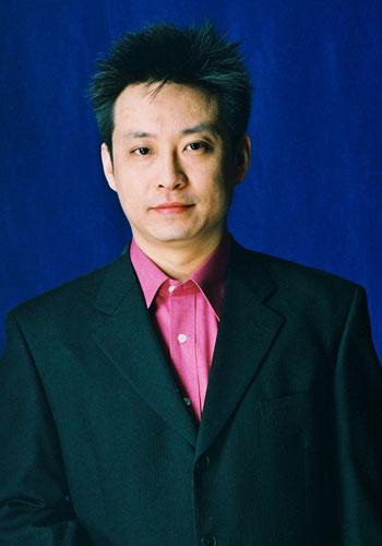 北京电视台优秀主持人评选15号候选人桑朝晖图片 24904 350x500