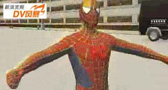 视频:发烧友动画作品《国产蜘蛛侠3》