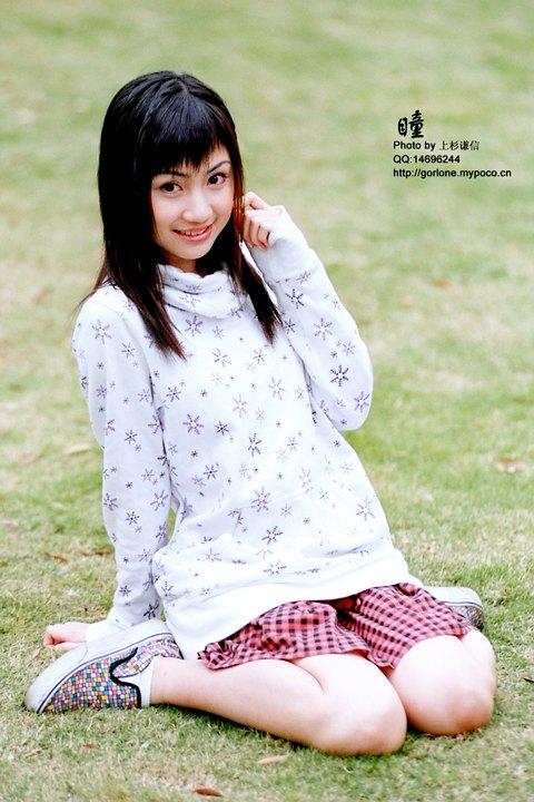 漂亮的高中女生_jda12
