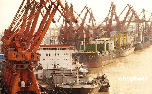 十一五中国将扩大港口煤炭装船能力