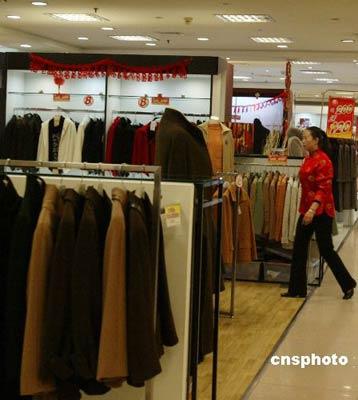去年中国纺织品服装出口超千亿美元