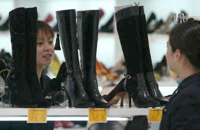 欧盟官员听取中国鞋企抗辩劳保鞋可能被赦免