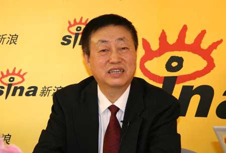 中关村管委会副主任夏颖奇做客新浪