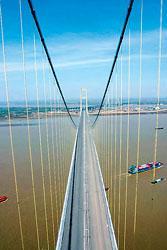 润扬长江大桥世界排名第三全长35.66公里