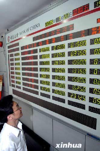 专家解读:中国汇率改革重在机制而非升值