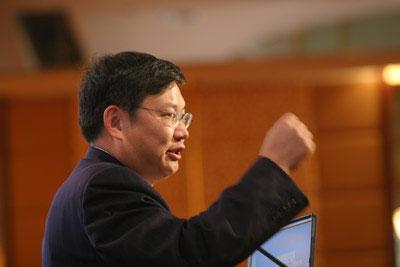 长江商学院院长项兵:应用市场换股权而非技术