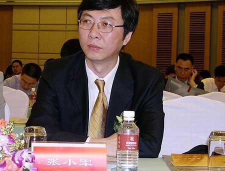 图文:上海证券报社副总编辑张小军