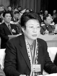 检方确认黑龙江原政协主席韩桂芝涉嫌受贿800万