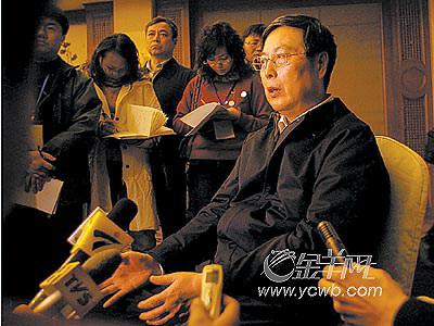 黄孟复提醒做生意莫盲目发展