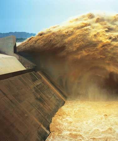 国开行贷款支持项目之黄河小浪底水利枢纽工程