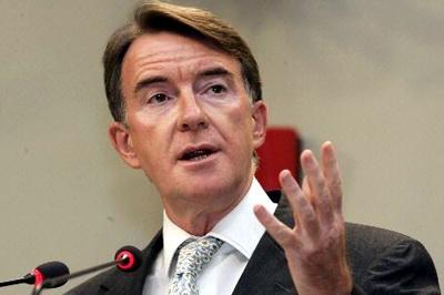 欧盟贸易委员曼德尔森5日起访华
