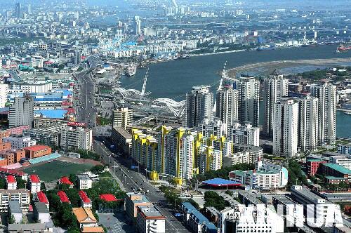 北方经济中心花落天津将为中国带来第三极突破