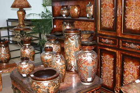 图文:著名品牌潮州陶瓷产品(之一)