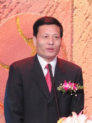 图文:国家统计局局长谢伏瞻