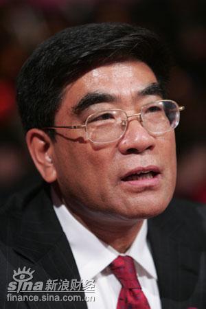 图文:中海油总公司总经理傅成玉