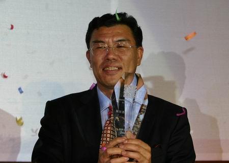 图文:阿拉善SEE生态协会发起人首创董事长刘晓光
