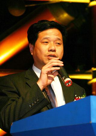 图文:国美电器有限公司采销中心总监何阳青