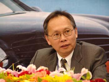 图文:美国驻华公使经济参赞王晓岷