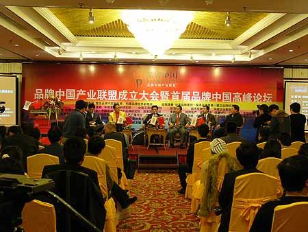 2005品牌中国-新锐品牌创始人圆桌会议实录