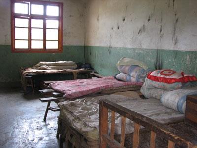 图文:学校的男生宿舍