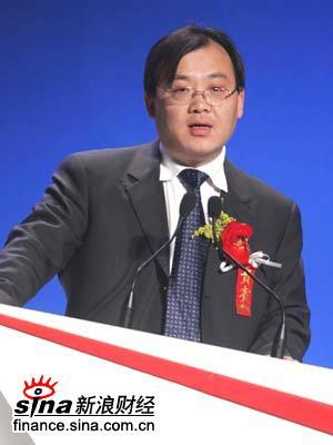 图文:经济观察报社总编辑刘坚