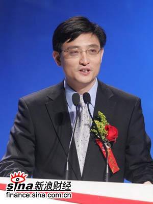 图文:招商银行总行办公室主任秦季章