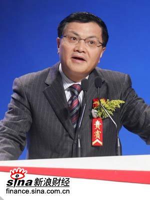 图文:中国民生银行行长董文标