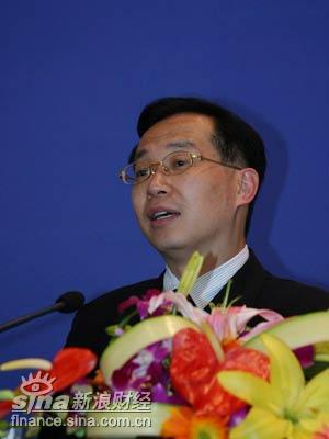 图:沃尔沃集团副总裁吴瑜章
