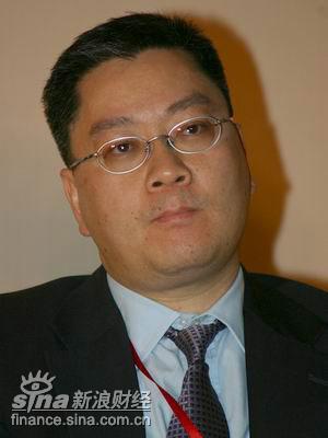 图文:集富创业投资董事总经理陈镇洪