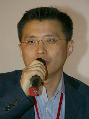 图文:德同中国投资基金主管合伙人田立新