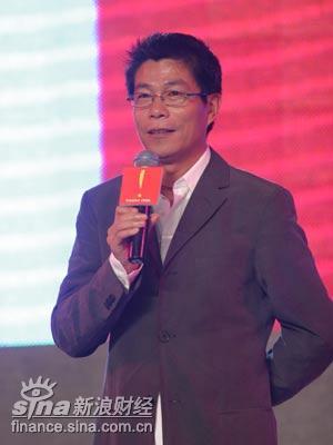 图文:华谊兄弟传媒集团董事长兼总裁王中军_会