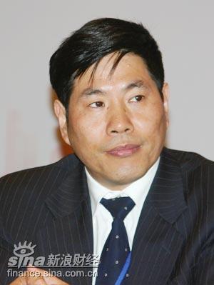 图文:铁道部发展计划司副司长张建平