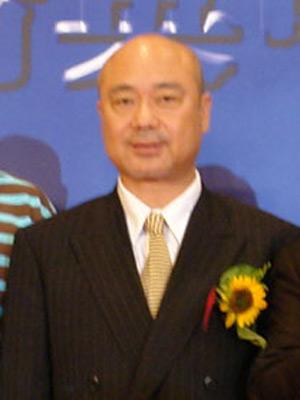 图文:光彩49集团董事长金会庆