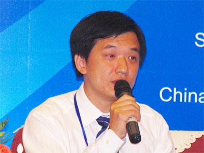 图文:成都杰华科技有限公司总裁陈廷钏再演讲