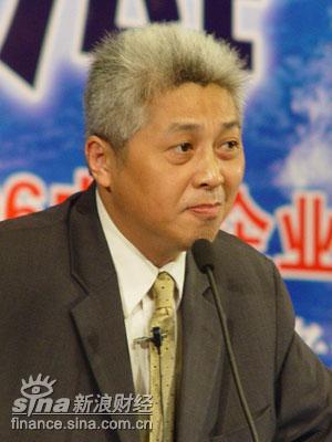 图文:台湾标杆学院院长朱博涌