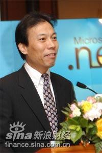 上海盛大网络发展有限公司总裁唐骏