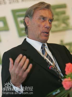 图文:Palex医疗机构首席执行官WernerKnuth
