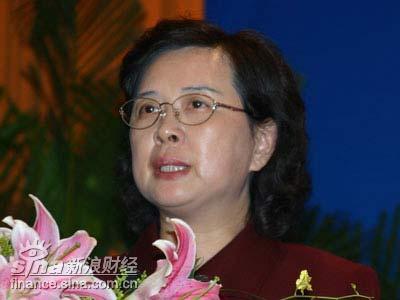 图文:广州市副市长王晓玲