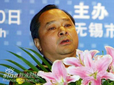 图文:易科集团董事长赖文洪