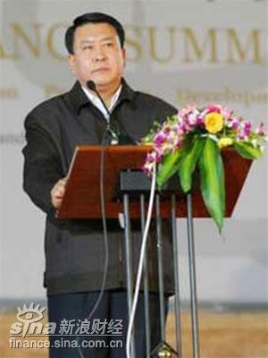 北京现代汽车公司董事长徐和谊高清图片